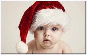 Christmas Cute Baby
