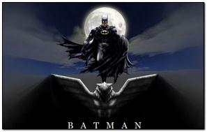 Batman Cartoon Wallpaper