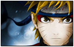 Naruto w trybie szałwi