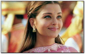Simple Aishwarya Rai