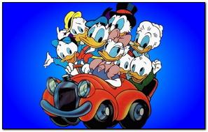 Ducktales Donald Duck