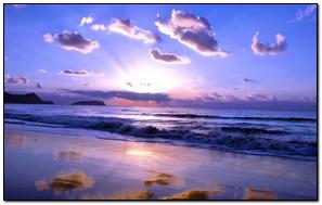 Beautiful Scenery Seaside view