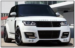 Lumma Clr Range Rover