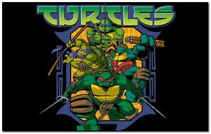 Teenage Mutant Ninja Turtle Wallpaper