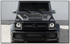 Mercedes Benz G65 Amg