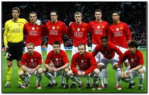 Drużyna Manchester United