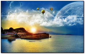 Flying Ballons (003)