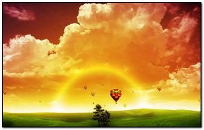 Flying Ballons (004)