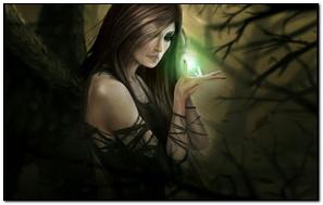 Cô gái Ảo Girl Với phép thuật