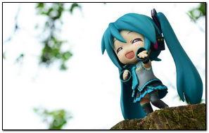 Hình ảnh Android Hatsune Miku Hình nền Android