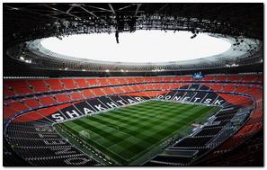Sân vận động Donetsk