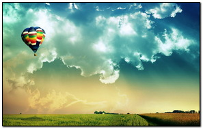 Flying Ballons (002)