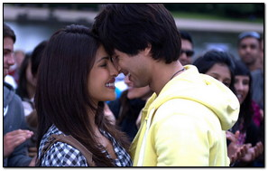 Shahid Và Priyanka