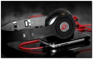 Monster Beats Dr Dre Headphones IPhone
