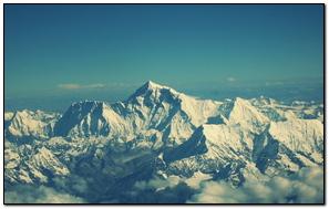 Everest Mountain Sky Tops