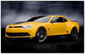 2014 Camaro Bumblebee Transformers