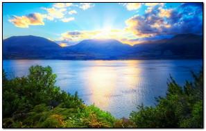 Phong cảnh thiên nhiên tươi đẹp