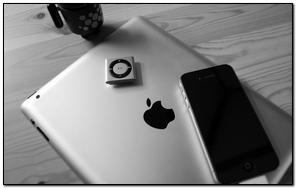 Ipad Apple IPhone Ipod