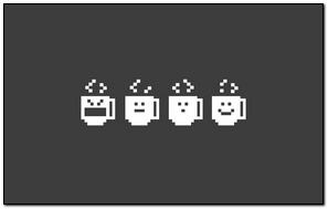 Coffee Pixels