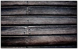 Wood Dark Wooden Wall