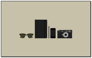 Simple Accessories Minimalism