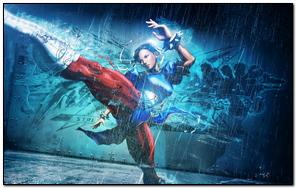 Street Fighter X Tekken Girl