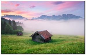 Prairie des Alpes
