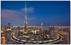 Fonds D'écran Burj Khalifa