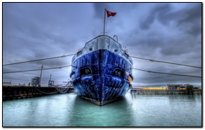 Bến tàu thuyền