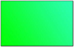 Abstraction Green Light Spots