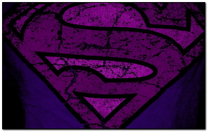 Purple Superman
