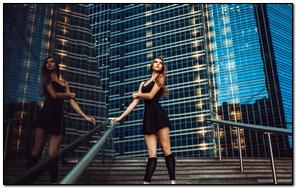 Ballerina Girl House