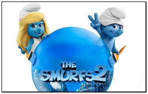 Smurf In The Planet