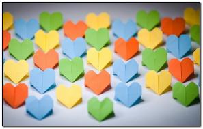Paper Art Love