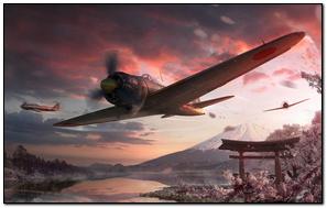 World Of Warplanes Online Game