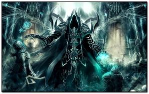 艺术Diablo Iii灵魂收割者Malthael