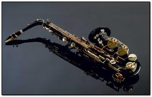 Nhạc cụ Jazz Saxophone