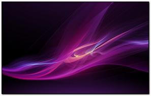 Sony Xperia Z Purple