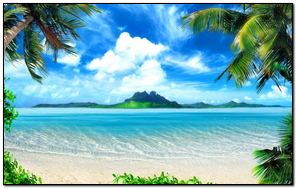 Gulf Tropics Island Equator
