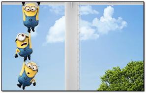 Hanging Minions
