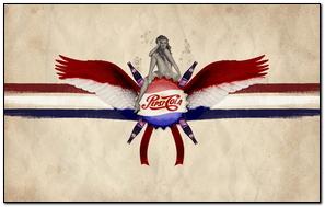 Pepsi Coca Cola Drink