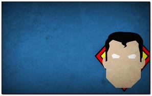 Superman Superhero Poster