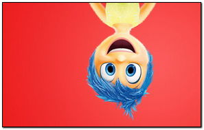 Bên trong năm 2015 Joy Disney Pixar