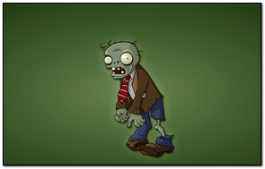 Zombies Plants vs Zombies Green