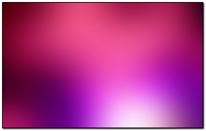 Pink Purple Light Abstraction