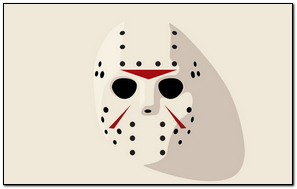 Jason Friday 13th Hockey Mask