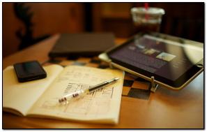 Ipad IPhone Pens Notepads