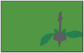 Tiny Leaf Pokemon