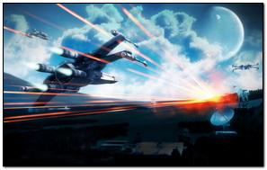 Fondo de pantalla de Force Awakens