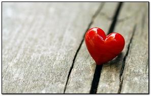 Heart Surface Love
